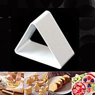 billige Kjeksverktøy-Bakeware verktøy Plast Dagligdags Brug Pieverktøy 1pc