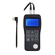 bside cct11 ultrasone dikte meter automatisch uitschakelen van lage batterij indicatie