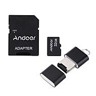 baratos Cartões de Memória-Andoer 32GB TF cartão Micro SD cartão de memória class10