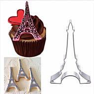 billige Bakeredskap-Bakeware verktøy Rustfritt Stål + A-klasse ABS / rustfritt Barn / Non-Stick / baking Tool Kake / Til Småkake / for Frukt Cake Moulds