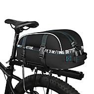 Fahrradtasche 8LFahrrad Kofferraum Taschen Reflexstreifen Regendicht Wasserdichter Reißverschluß Tasche für das Rad Fahrradtasche