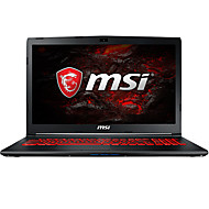 ieftine -MSI Laptop caiet GL62VR  7RFX-848CN 15.6 inch LED Intel i7 Intel i7-7700HQ 8GB DDR4 SSD 128GB 1TB GTX1060 6GB Windows 10