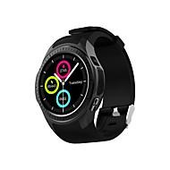 du mænds kvinde l1 voksen smart ur infrarød støtte 2g sim-kort pulsopkald / sms stillesiddende påmindelse sovevagt smartwatch til telefon