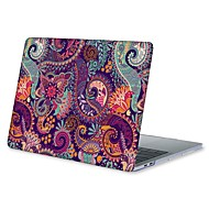 MacBook Case for MacBook Air 13-inch Macbook Air 11-inch MacBook Pro 13-inch with Retina display Mandala Flower TPU Material