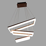 cheap Pendant Lights-LED Modern/Contemporary Bulb Included Adjustable Dimmable Designers Pendant Light Ambient Light For Living Room Study Room/Office