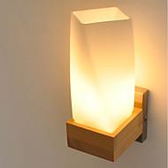 povoljno -Jednostavan Modern/Comtemporary Zemlja Zidne svjetiljke Za Wood/Bamboo zidna svjetiljka 220V 5W