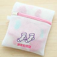 1 stks hoge kwaliteit multifunctionele wasmachine sokken opslag