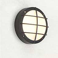 billige Vegglamper-Moderne / Nutidig Vegglamper Aluminum Vegglampe 110-120V / 220-240V 60 W / E26 / E27