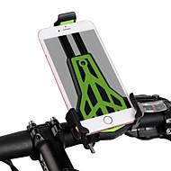 Telefon tartó Hegyi biciklizés Országúti biciklizés Szórakoztató biciklizés Kerékpározás Állítható/Behúzható Anti-Shake Utazáshossz mérő 1