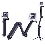 Stativ Udendørs / Bærbar / Etui Til Action Kamera Gopro 6 / Alt Action kamera / Alle Surfing / Campering & Vandring / Ski PC - 1 pcs / Gopro 5 / Xiaomi Kamera / SJCAM
