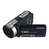 billige Overvåkningskameraer-andoer hdv-312p 1080p full HD digitalt videokamera bærbart hjemmebruk dv med 2,7 tommers roterende LCD-skjerm maks. 20 megapiksler 16