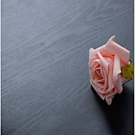 Ensfarget Tapet til Hjemmet Retro Rød Tapetsering , PVC/Vinyl Materiale Selvklebende bakgrunns , Tapet