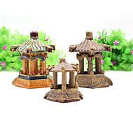 Aquário Decoração Ornamentos Cerâmica
