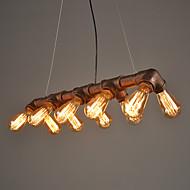 billige Taklamper-Takplafond Nedlys - designere, Retro Rød, 110-120V 220-240V Pære ikke Inkludert