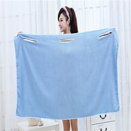 cheap Towels & Robes-Fresh Style Bath Towel, Solid Superior Quality 100% Micro Fiber Woven Plain Towel