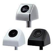 ziqiao® mini vízálló ccd hd gépkocsi hátulnézet kamera parkoló parkoló segítség vezeték inverts kilátás
