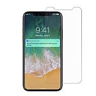 מגן מסך ל iPhone X זכוכית מחוסמת יחידה 1 מגן מסך קדמי (HD) ניגודיות גבוהה קשיחות 9H הוכחת פיצוץ עמיד לשריטות נוגד טביעות אצבעות