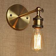 Nedlys 40W 110V-220V 220V-240VV E26 E27 Tiffany Rustikk/ Hytte Antikk Enkel LED Vintage Moderne / Nutidig Retro Rød Traditionel /