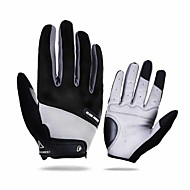 Sports Gloves Winter Gloves Bike Gloves / Cycling Gloves Keep Warm Full-finger Gloves Lycra Spandex Cycling / Bike Unisex