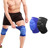 Safety Gear Laufsport Gamaschen Trainingsgeräte Kniebandage Rennen Bergradfahren Übung & Fitness Draußen Motorrad Baumwolle Faser Latex