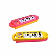 1PCS Baby Toddler Kids Early Educational Toys OldToy Musical Instrument Boys Girls Mini Piano Toy Color Random