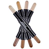 4 farver Concealer / kontur / Highligthers og bronzers Tør / Mat / Kombination Blegende / Rynkereduktion / Fugtiggørende Daglig Indeholder ikke ammoniak / Indeholder ikke formaldehyd