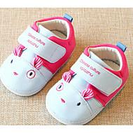 赤ちゃん 靴 コットン 春 秋 コンフォートシューズ 赤ちゃん用靴 フラット 用途 カジュアル オレンジ ピーチ ピンク