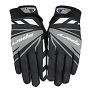 Activiteit/Sport Handschoenen Fietshandschoenen Beschermend Dik Lange Vinger Nylon Fietsen / Fietsen Unisex