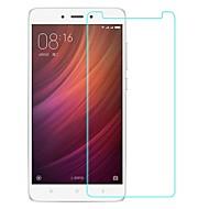 billiga Mobiltelefoner Skärmskydd-Skärmskydd XIAOMI för Xiaomi Redmi Note 4 Härdat Glas 1 st Explosionssäker