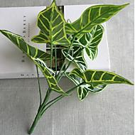 levne Umělé květiny-3 Větev Umělá hmota Others Kala Lilie Rostliny Květina na stůl Umělé květiny