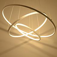 저렴한 -LED 플러쉬 마운트 제품 거실 침실 서재/오피스 AC 220-240 AC 110-120V 전구 포함