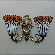 Wall Light Uplight Wall Sconces 40w 220v e27 lantern bronse høy kvalitet