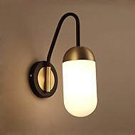 60 E26 E27 Rustikk/ Hytte Antikk Enkel Vintage Moderne / Nutidig Original Bronse Trekk for Mini Stil,Atmosfærelys Vegglampe