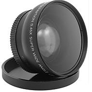 Lentile cu unghi larg de 52 mm 0.45x pentru camera video HDV-C2 de 1080p