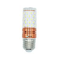 1 stk 12W E27 LED-kornpærer T 60 leds SMD 2835 Varm hvit Hvit Dual Light Source Color 1000lm 3000-3500  6000-6500  3000-6500K AC 220-240V