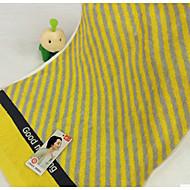 billiga Handdukar och badrockar-Färsk stil Handduk,Randig Överlägsen kvalitet Ren bomull Handduk
