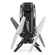 RC Drone JJRC HY51WHBLACK 4CH 6 Eixos 2.4G Com Câmera HD de 720P Quadcópero com CR WIFI FPV Quadcóptero RC Controle Remoto Câmera Cabo
