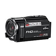 Videokamera Teräväpiirto Ulkoilu Indoor Yönäkö LED Kosketusnäyttö Full HD Kevyt