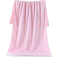 Frisk stil Badehåndkle,Solid Overlegen kvalitet Ren bomull Håndkle