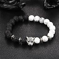 نسائي عقيق يماني أساور حبلا أسورة الطبيعة سوار مجوهرات أسود من أجل مناسب للحفلات هدية