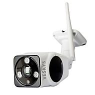 billige IP-kameraer-Veskys® utendørs vanntett 180 grader 1.3mp panoramisk fisheye vr trådløs sikkerhet ip kamera