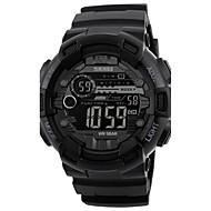 billige Militærur-Herre Dame Digital Digital Watch Armbåndsur Smartur Militærur Sportsur Kinesisk Alarm Kalender Kronograf Vandafvisende Stor urskive