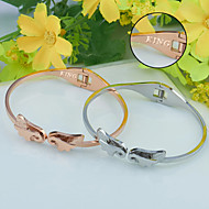 Personalized Gift Bracelet Titanium Steel