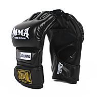 Boxsackhandschuhe Boxhandschuhe für das Training für Boxen Fingerlos tragbar 丰途