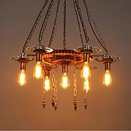billige Bestelgere-7-Light Industriell Anheng Lys Nedlys - Justerbar, 110-120V / 220-240V Pære ikke Inkludert / 15-20㎡ / E26 / E27