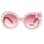 cheap Kids' Accessories-Girls' Glasses, All Seasons Resin with Metal Clip Blushing Pink
