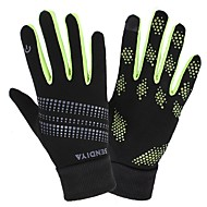 Sports Gloves Bike Gloves / Cycling Gloves Touch Gloves Keep Warm Skidproof Full-finger Gloves Touch Screen Gloves Mountain Cycling Road