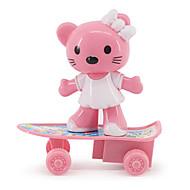 Spielzeugautos zum Aufziehen Scooter Aufziehbare Fahrzeuge Spielzeuge Ebene Tiere Tier Niedlich Bär 1 Stücke