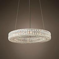 billige Takbelysning og vifter-OBSESS® 6-Light Anheng Lys Omgivelseslys Krystall Metall Krystall 110-120V / 220-240V