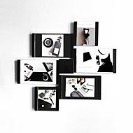 's werelds eerste magische picture frame.puzzle black.unique design wall desktop dcor collage kunstwerken